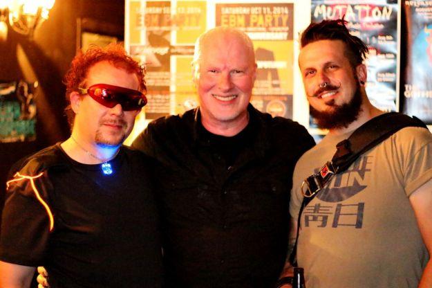 Nocturne 2014 with Glenn Love and Dj Hangedman